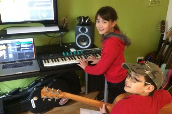 Song writing program